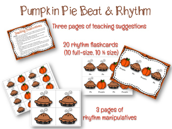 Thanksgiving Rhythm Bundle
