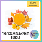 Thanksgiving Rhythm Bundle