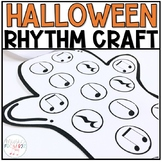 Halloween Rhythm Craft-Ghost