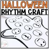 Halloween Rhythm Craft-Ghost