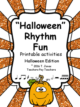 Halloween Rhythm Fun