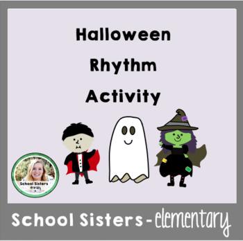 Halloween Rhythm Lesson