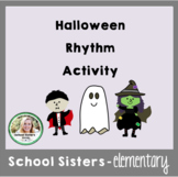 Halloween Rhythm Lesson