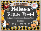 Halloween Rhythm Treats! Interactive Rhythm Game - 6 ITEM BUNDLE