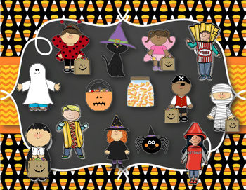 Halloween Rhythm Treats! Interactive Rhythm Game - Practice Ta Rest