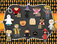 Halloween Rhythm Treats! Interactive Rhythm Game - Practice Tika-tika/16th notes