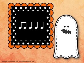 Halloween Rhythms Choose the Ghost Adventure