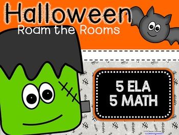 Halloween Roam the Rooms