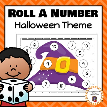 Halloween Roll A Number