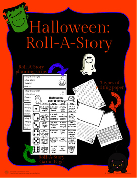 Halloween: Roll-A-Story