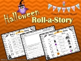Halloween Roll-A-Story