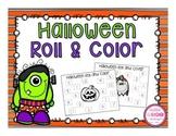 Halloween Roll & Color