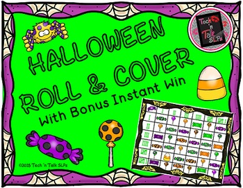 Halloween Roll & Cover with Bonus Instant Win