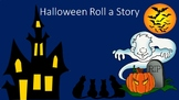 Halloween Roll a Story Activity