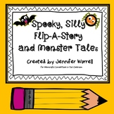 Halloween Roll-a-Story and Monster Tales