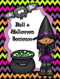 Halloween... Roll a Super Sentence