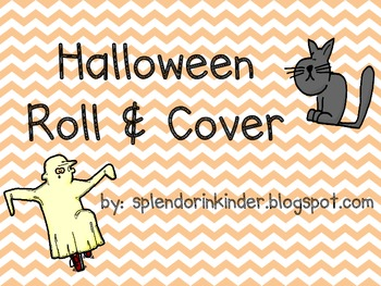 Halloween Roll and Cover