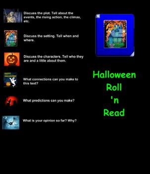 Halloween Roll and Read