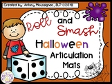 Halloween Roll and Smash Articulation Mats #slpmusthave