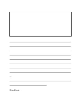 Halloween Roll and Write Activity