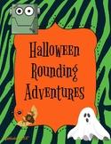 Halloween Rounding Adventures