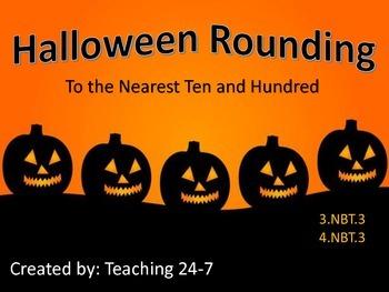 Halloween Rounding