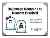 Halloween Rounding to the Nearest Hundred