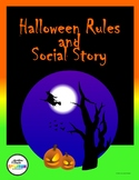 Halloween Rules and Social Story