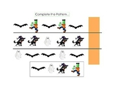 Halloween SMART notebook For Autism and Early Childhood