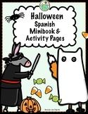 Halloween SPANISH Minibook & Theme Pack