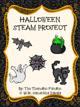 Halloween STEAM Project