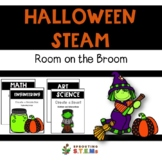Halloween STEAM: Room on the Broom (Virtual & In-Person)