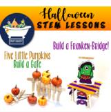 Halloween STEAM STEM Bundle