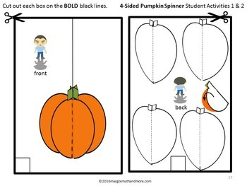 Halloween STEAM,STEM,Language Infused Crafts for Learning