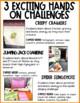 Halloween STEM Challenges - 3 in 1