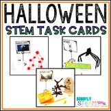 Halloween STEM Activities and Task Cards