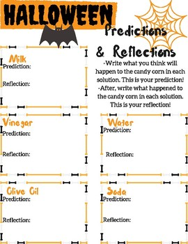 Halloween STEM Activity