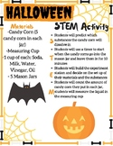 Halloween STEM Activity