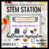 Halloween STEM Activity | Engineer Inspiration | Printable