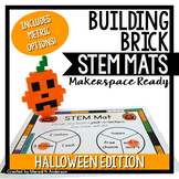 Halloween STEM Center for Building Bricks: STEM Mats