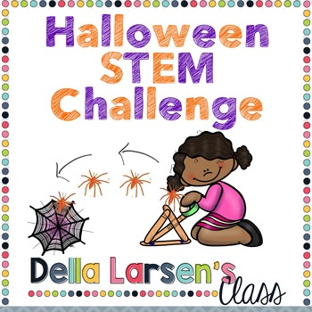 Halloween STEM Challenge Catapult Launch