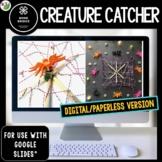 Halloween STEM Challenge Creature Catcher 1:1 PAPERLESS
