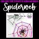 October Halloween STEM Challenge (Spiderweb Halloween STEM Activity)