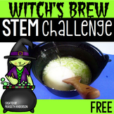 Halloween Activity / STEM Challenge - Witch's Brew