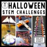 Halloween STEM Challenges: 5-in-1 Bundle_Paperless 1:1 Version