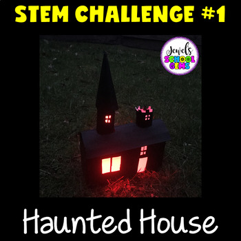 Halloween STEM Challenges BUNDLE (Halloween STEM Activities)