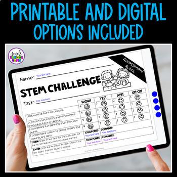 Halloween STEM Challenges BUNDLE (Halloween STEM Activities)
