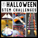 Halloween STEM Challenge Bundle