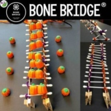 Halloween STEM Challenge: Bone Bridge