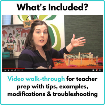 Halloween STEM Challenge: Creature Catcher